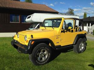 Jeep Wrangler Hard Top Sport usado  kms