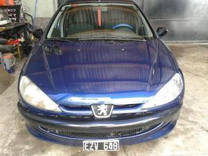 Peugeot 206 XRD 5P usado  kms