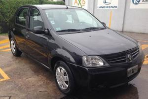 Renault Logan 1.6 8v  Confort Gnc Impecable !!!