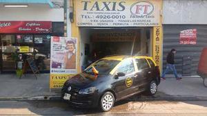 Taxi Suran  Confort Gnc Unica Ideal Taxi Licencias
