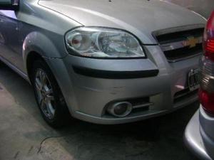 Chevrolet Aveo LT MT usado  kms