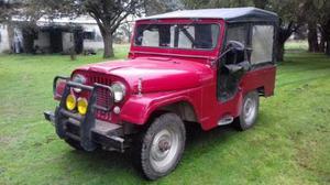 Ika Jeep 4x4 Otra Versión usado  kms