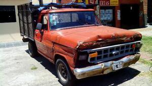 Ford F- Nafta Std usado  kms