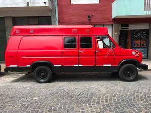 Econoline 350 Ideal Motorhome/food Truck Americana Impecable