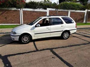 Fiat Palio Weekend Full Gnc Excelente