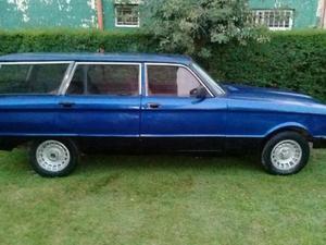 Ford Falcon Rural Ghia Full usado  kms