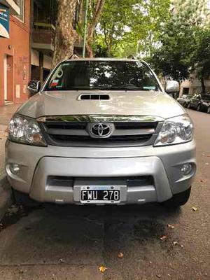 Toyota Hilux Sw4 Srv Automatic