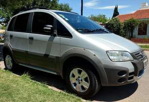Fiat Idea 1.8 Adventure Alarma