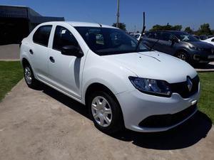 Renault Logan 1.6 Expression Anticipo Y Cuotas Car One S.a.