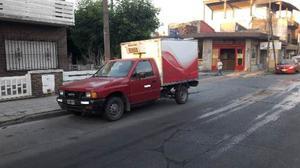 Camioneta Con Equipo Frio Termico