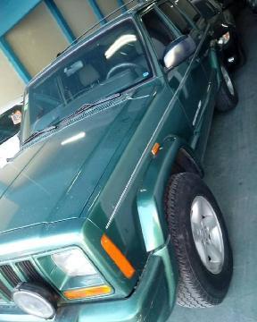 Jeep Grand Cherokee Otra Versión usado  kms