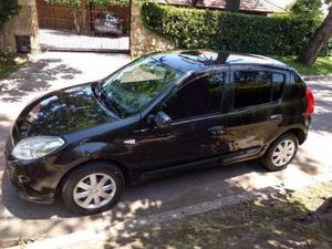 Renault Sandero Luxe 1.6L 16V usado  kms