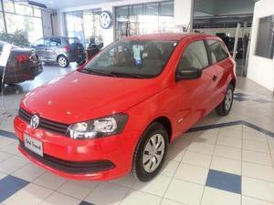 Volkswagen Gol Trend 5ptas Trendline 0km  Alra