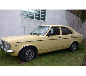 DODGE .Modelo 81.MPECABLE!!!km REALES!!! GNCAlarma
