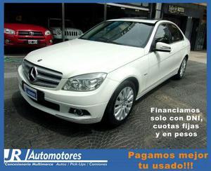 Mercedes Benz C220 CDI usado  kms