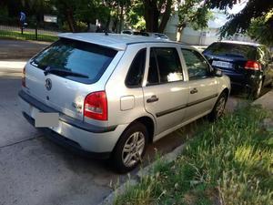 Volkswagen Gol 1.6, Nafta/gnc, , Aa, Cc Y Alarma. UNICO