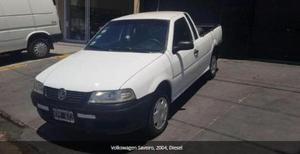 Volkswagen Saveiro 1.6L nafta cabina simple base usado