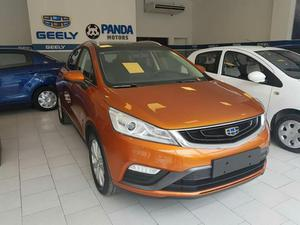 Geely Emgrand Gs Gl 0km