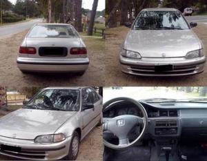 Honda Civic Civic EX usado  kms