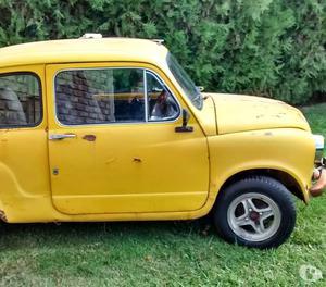 VENDO FIAT 600 S