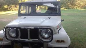 Ika Jeep 4x4 Ja 2p usado  kms