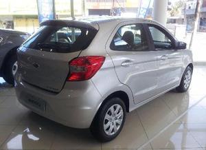 Ford Nuevo Ka+ 5P S usado  kms