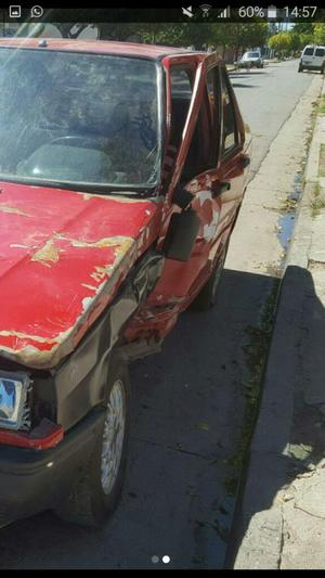 Vendo Fiat Duna Chocado Modelo 92