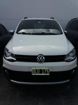 Volkswagen Suran Cross 1.6 Highline usado  kms