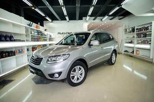 Hyundai Santa Fe 2.2 Gls Premium 7as Crdi 6at 4wd