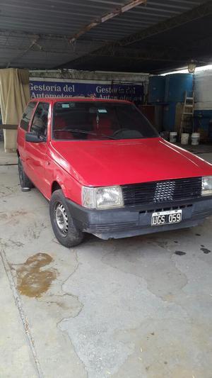 Fiat Uno /gnc