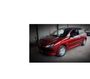 peugeot 206 full md  naftagnc financio pto