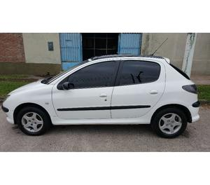 Vendo Peugeot 206 - Mod.  - Impecable
