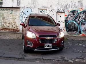Chevrolet Tracker Otra Versión usado  kms