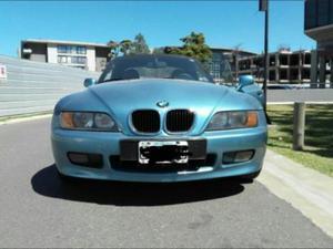 BMW Z3 1.9 Cabriolet usado  kms