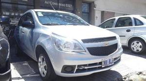 Chevrolet Agile LS usado  kms