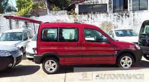 Peugeot Partner Patagonica 1.6 Okm  Anticipo Adjudicado