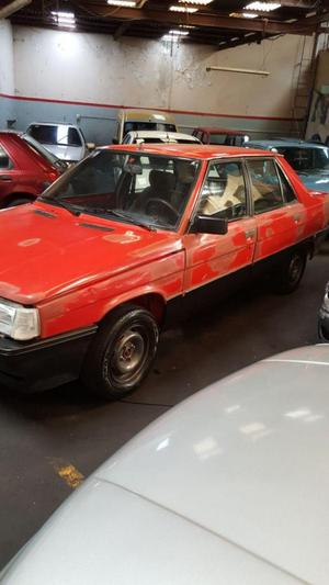 Renault 9 GNC modelo 91 FINANCIADO 100