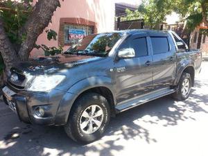 Toyota Hilux C/D SRV 3.0 TDI c/CUERO 4X4 usado