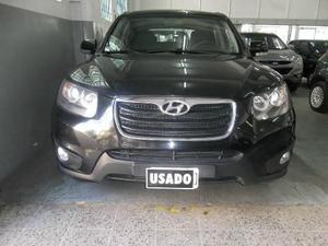 Hyundai Santa Fé 2.4 2WD GLS 7 Pasajeros 6mt Full usado