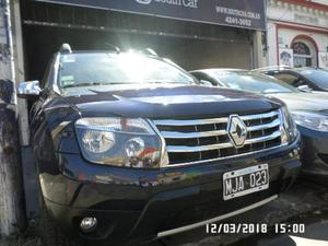 Renault Duster Luxe 2,0 4x4 usado  kms