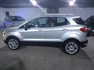 Nueva Ford Ecosport Titanium - Linea  - Motor 1.5