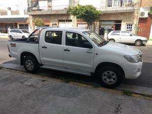 Toyota Hilux 2.5 4X4 DC TD DX C/PACK
