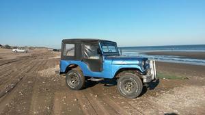 jeep ika con motor falcon 188