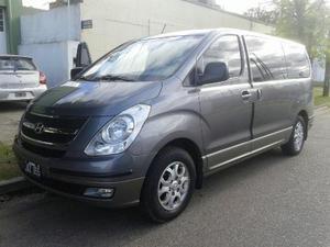 Hyundai H-1 Van Vidriada 12 Pasajeros Bicolor usado