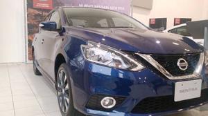 Nissan Sentra Sr At Cvt Automatico 1.8 0 Km