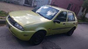 Ford Fiesta CLX 1.6 5P usado  kms