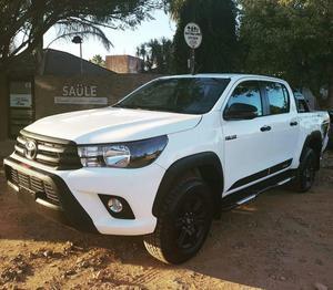 Toyota Hilux Limited 0km 4x4 Automatica