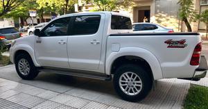 Toyota Hilux Srv 4X4 Aut.mod.
