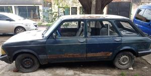 Fiat 128 Familiar, , Nafta Y Gnc