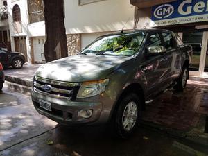 Ford Ranger Xlt  Nueva 4x4 Financio